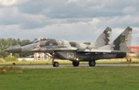 Ukrai�scy separaty�ci zestrzelili samolot MiG-29. Pilot prze�y�