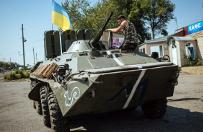 MON: ruszy�a pomoc humanitarna dla ukrai�skich �o�nierzy