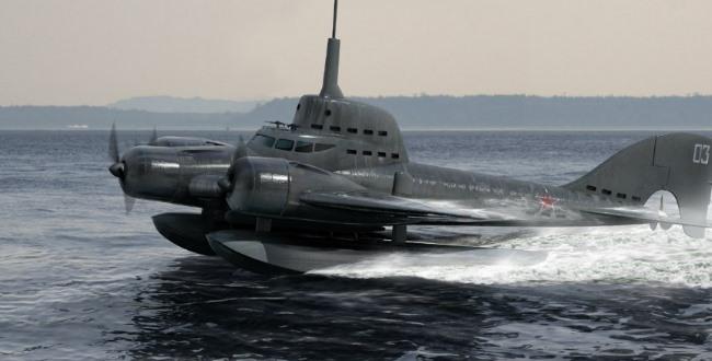 Latający okręt podwodny