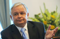 """""""Wprost"""" ujawnia nieoficjalne wypowiedzi Lecha Kaczy�skiego"""