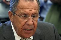 �awrow: sankcje Zachodu maj� spowodowa� zmian� w�adz w Rosji