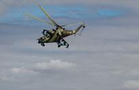 Separaty�ci zestrzelili helikopter si� rz�dowych
