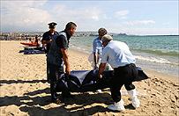 Libia: zaton�a ��d� ze 170 nielegalnymi imigrantami. Uratowano 17 os�b