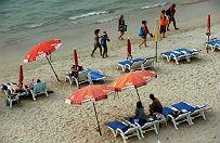 Zakaz imprez na pla�ach na niekt�rych wyspach w Tajlandii