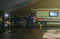 Media: do Petersburga przywieziono du�� liczb� rannych �o�nierzy