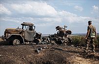 Komitet Matek �o�nierzy: oko�o 400 �o�nierzy z Rosji zabitych lub rannych na Ukrainie
