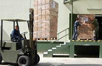 Ostatnie tiry z pomoc� humanitarn� MON dotar�y na Ukrain�