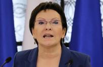"""Ewa Kopacz zast�pi Tuska? """"B�dzie mia� ciastko i zje ciastko"""""""