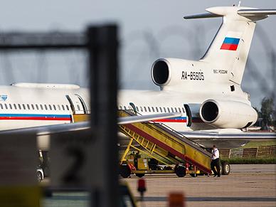 MSZ Rosji: incydent z samolotem Szojgu zagra�a� bezpiecze�stwu lotu