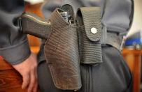 Policjant postrzelony podczas interwencji w hipermarkecie