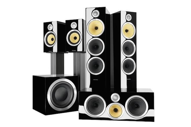 Bowers & Wilkins prezentuje nową serię głośników CM