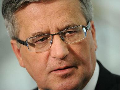 Bronis�aw Komorowski sam wybierze nast�pc� Donalda Tuska?