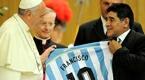 Papież spotkał się z piłkarzami