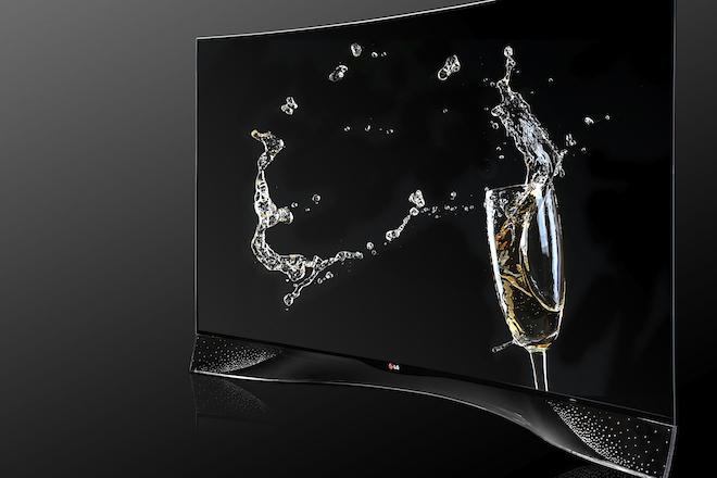 LG prezentuje telewizor OLED zdobiony kryształami Swarovskiego