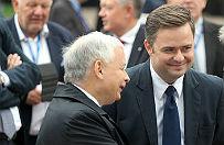 Jacek Sasin broni rzecznika PiS: Adam Hofman musi by� na ka�de zawo�anie prezesa