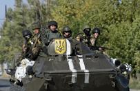 Bitwa o Mariupol wst�pem do bitwy o Ukrain�? Rozejm mo�e by� tylko gr� na czas