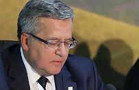 Bronis�aw Komorowski: decyzje NATO s� odpowiedzi� na agresywn� polityk� Rosji