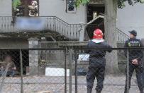 Wybuch gazu w L�borku. M�czyzna chcia� pope�ni� samob�jstwo?