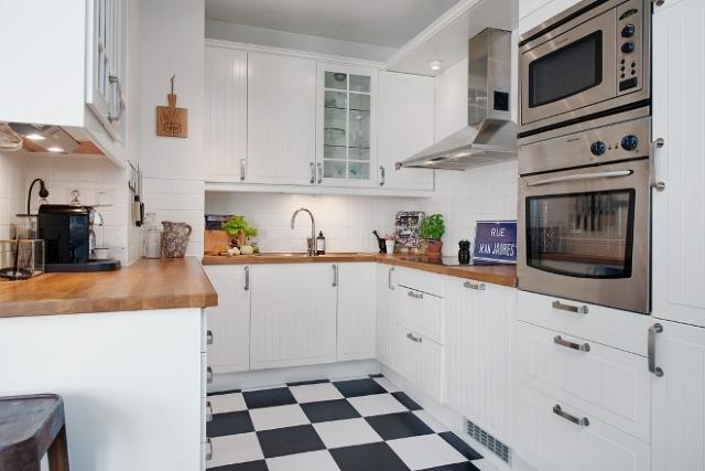 Jaka podłoga w kuchni? 8 ciekawych propozycji  Dom  WP PL -> Biala Kuchnia A Podloga