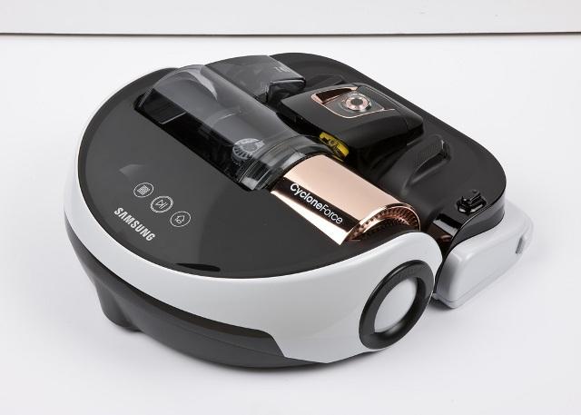 Samsung Powerbot VR9000: sprytny robot-odkurzacz