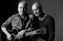 Sting i Paul Simon zagraj� na jednej scenie. Koncert odb�dzie si� w Krak�w Arenie