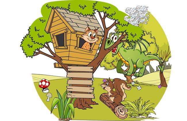 Ryś Reporter i domek na drzewie. Odc. 7