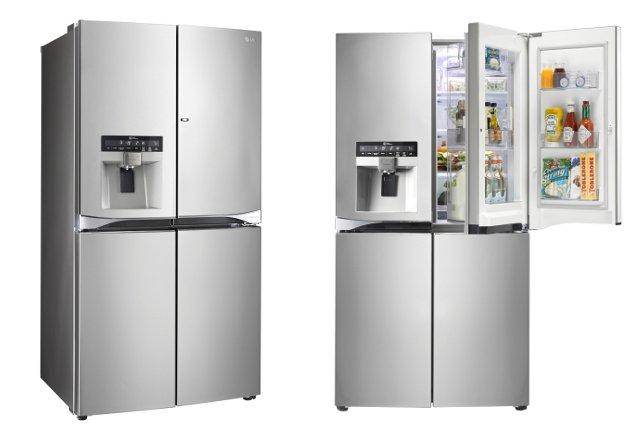 Nowa seria lodówek LG