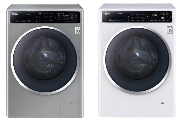 Szybkie i oszczędne: nowe pralki LG