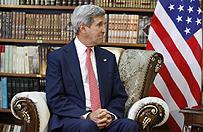 Kerry szuka w Kairze wsparcia w walce z Pa�stwem Islamskim