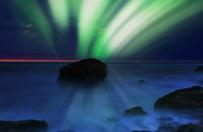 Silne wybuchy na S�o�cu! Zorza polarna nad Polsk� w nocy z 12 na 13 wrze�nia