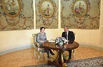 Ewa Kopacz zapowiada: nazwiska ministr�w jako pierwszy pozna prezydent