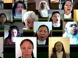 Wirtualny ch�r siostrzyczek zakonnych