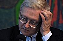 Rosja po raz kolejny przestrzega Ukrain� przed d��eniem do NATO