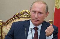 W�adimir Putin: kraje zachodnie z�ama�y swoimi sankcjami zasady WTO
