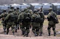 RBNiO Ukrainy: Rosja koncentruje wojska na p�nocy Krymu, przy granicy z Ukrain�