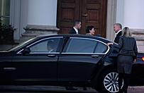 Prezydent Bronis�aw Komorowski pozna� sk�ad nowego rz�du