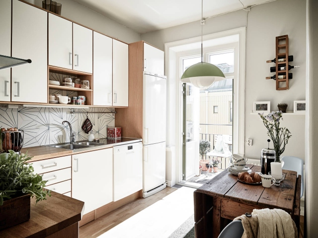 Otwarta czy zamknięta kuchnia? Inspiracje  Strona 5  Dom   -> Kuchnia Otwarta Czy Zamknieta