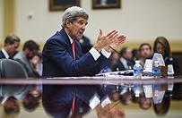 Szefowie dyplomacji USA i Iranu rozmawiali o d�ihadystach i atomie