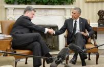Barack Obama deklaruje pomoc dla Ukrainy w negocjacjach z Rosj�