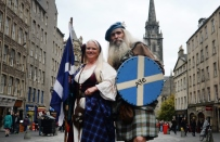 Alex Salmond og�osi� pora�k� w szkockim referendum