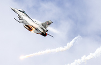 Powodzenie polskich wojsk zale�y od jako�ci zakup�w. W jaki spos�b powt�rzy� sukces F-16?