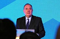Premier Szkocji Alex Salmond zapowiada sw� dymisj�