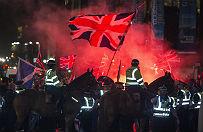 Zamieszki w Glasgow po szkockim referendum