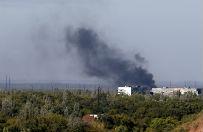 Mimo formalnego rozejmu trwa ostrza� wojsk ukrai�skich w Donbasie