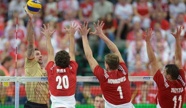 POLSKA W FINALE