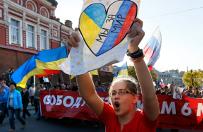 Wielki protest w Moskwie przeciwko wojnie na Ukrainie