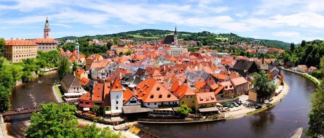 Podróż do naszego sąsiada - Czechy