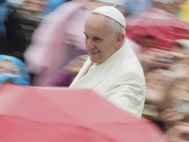 Urodzinowe i rekordowe tango milonga dla papie�a Franciszka