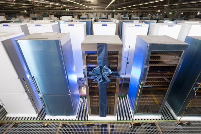15-milionowe urządzenie AGD wyprodukowane przez Liebherr