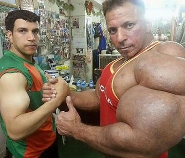 Chcieli mie� musku�y